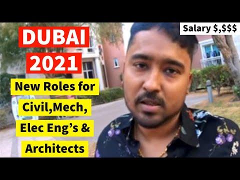 DUBAI 2021 Engineer