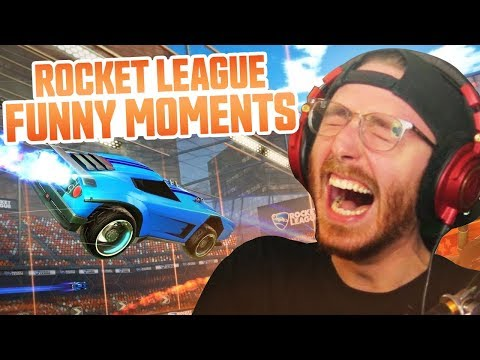 You Mad Yet?! - Rocket League Funny Moments thumbnail