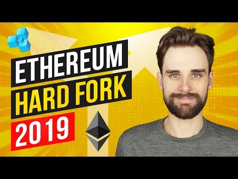 Ethereum Will Fork in January 2019!