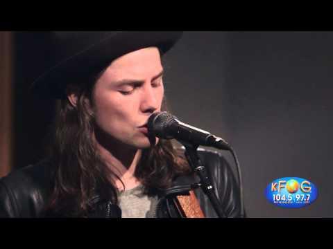 James Bay 'Hold Back The River' Live on KFOG Radio