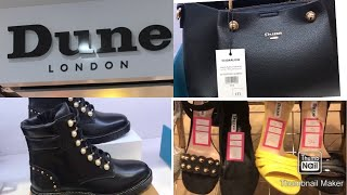 DUNE SALE HANDBAGS & SHOES PLU…