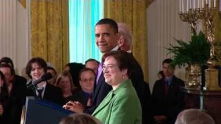 President Obama Nominates Elena Kagan for Supreme Court