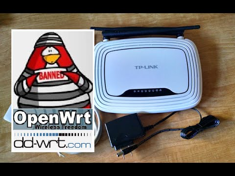 Fix Error code 18005 of locked TP-LINK TL-WR841N V9 to flash openwrt and dd-wrt firmware