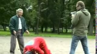 Атака клоунов  Я Егор - настоящий каскадер