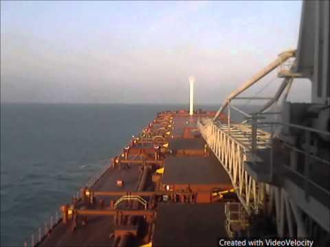 CSL Argosy - Ships operation in Timelapse