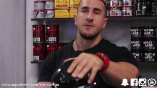 AABG Se. 2 Ep. 6 - Bill Cairns review on Rule 1 Whey Blend R1(Another short, sweet and simple review on Rule 1's Whey blend. Now available in store or online! www.supplementwarfare.com.au., 2017-02-15T08:39:54.000Z)