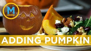 Yes, you can roast a jack-o'-lantern, and yes, it's delicious  | Your Morning