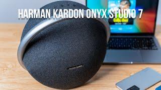 Harman Kardon Onyx Studio 7 Review: Mẫu loa dành cho đại đa số gia đình Việt