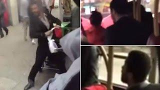 Londra Bu Görüntüleri Konuşuyor! Tottenham'daki Irkçı Saldırı