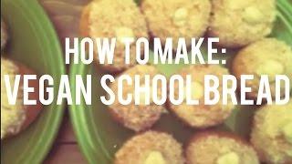 How To Make Epcot's School Bread!