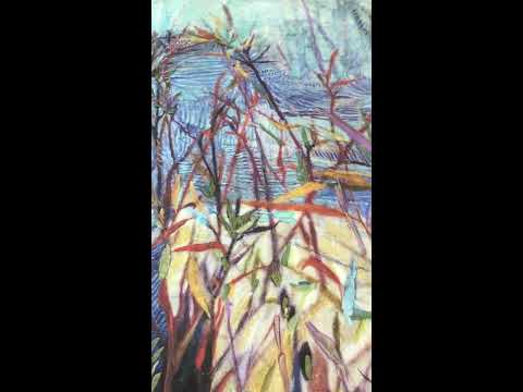 The Artist's Eye ~ Hand Painting Silk to Design a Jacket