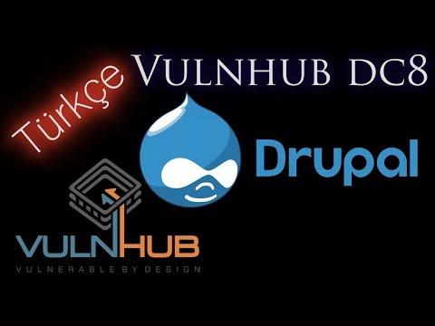 How to Hack Drupal Website - VulnHub DC-8 thumbnail