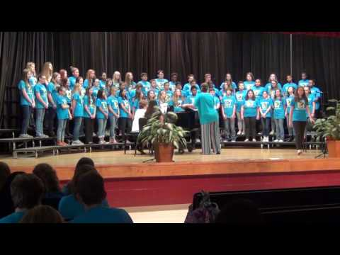 Montford Middle School 9th Annual Spring Concert 2