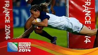 [HIGHLIGHTS] France 55-3 South Africa in second round at Women's Rugby World Cup