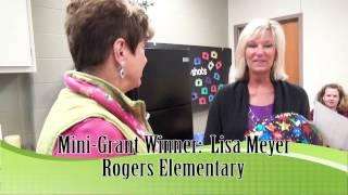 Rogers Mehlville-Oakville Foundation Mini-Grant Prize Patrol Lisa Meyer Thumbnail