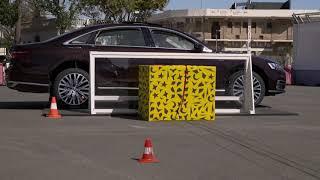 Audi A8 x zFAS 影片