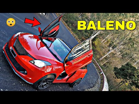 Top 10: BEST Modified Maruti Suzuki BALENO ! ! !