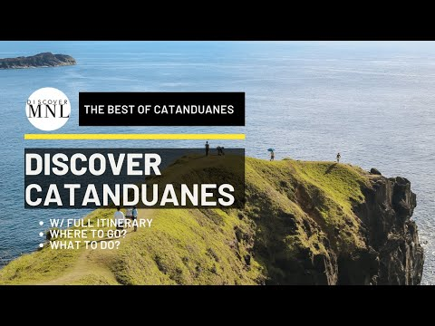 DISCOVER CATANDUANES | Season 1 Webisode 3