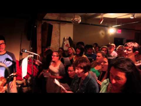 choir! choir! choir! sings Bob Marley - One Love (Featuring La-Nai Gabriel)