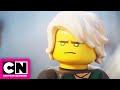 The LEGO Ninjago Movie | Meet the Cast | Behind the Scenes | Cartoon Network