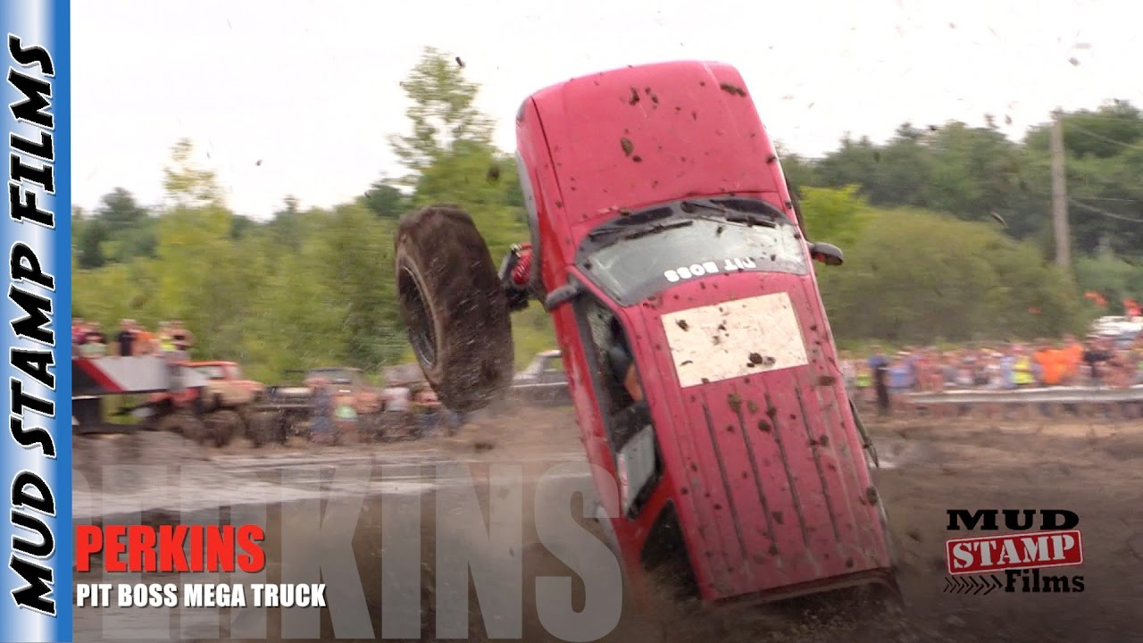 AMAZING BIG TRUCKS Vol. 2- WHEELIE KINGS
