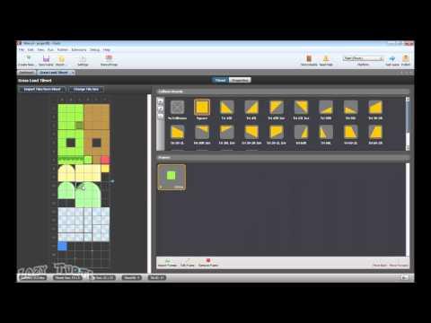 Создание игр в программе Stencyl - Урок #01 1/2