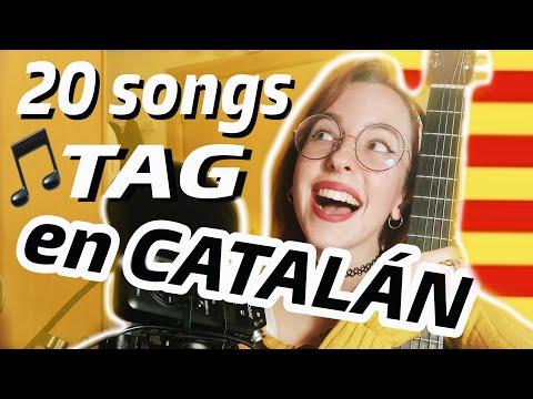 Cantando 20 Songs Tag En CATALÁN 🎶🎤