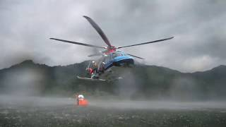 新潟県消防防災航空隊活動紹介動画