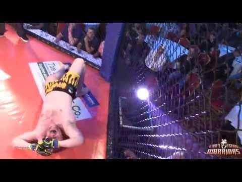 Daniel Ruddy vs Garry Perkins on UFW MMA