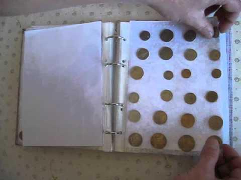 Альбом для монет своими монета марвел