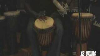 Djembe African Rhythms by Michael Wimberly