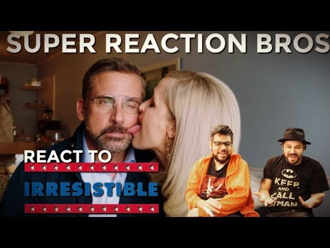 SRB Reacts to Irresistible | Official Trailer