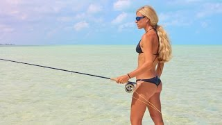 Fishing Trip of a Lifetime: Flyfishing for Bonefish in Andros, Bahamas