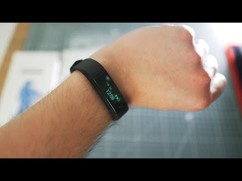 Letscom Fitness Tracker Review