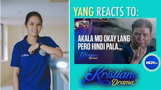 "KDRAMA REACTION VIDEO ""AKALA MO OKAY LANG PERO HINDI PALA."" 