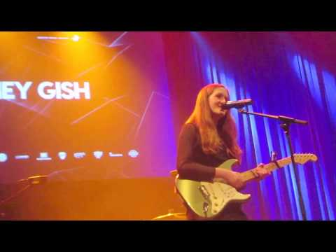 Boston Music Awards 2017 ~  Sidney Gish