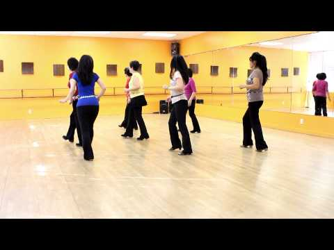 Rather Be - Line Dance (Dance & Teach in English & 中文)