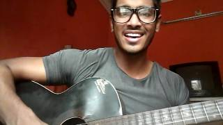 Thik amon evabe by Arijit Singh(covered by Shaon).Movie:Gangster.