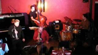 Thierry Gonzalez Quartet & Daniel Huck (2 / 3)