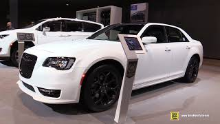 2019 Chrysler 300 S - Exterior and Interior Walkaround - 2019 Chicago Auto Show