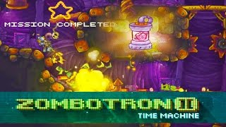 Zombotron 3 stage 2 (Time Machine)