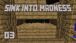 ►CLUTCH MOMENTS! | Sink Into Madness #3 | Modded Minecraft◄ | iJevin