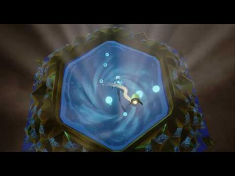 ABZU Blue Suit in 35:57 Part 1