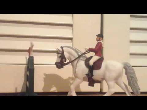 Clip je fait du CSO schleich by HORSE & CO