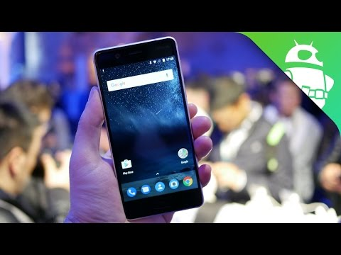 Nokia 6, 5 and 3 Hands On: Nokia