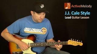EP103 J. J. Cale Style Guitar Lesson – Easy Blues Gitar Dersi –