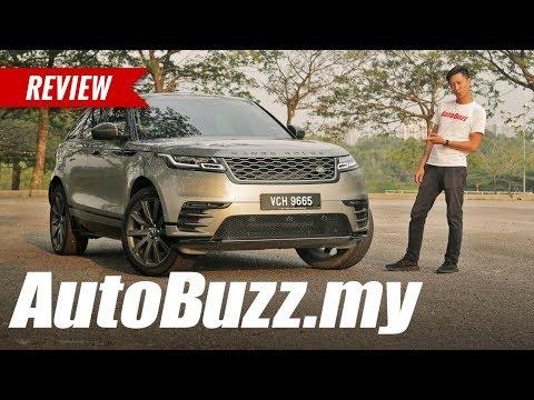 Range Rover Velar P250 R-Dynamic SUV review - AutoBuzz.my