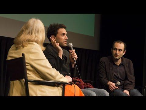 'In the Last Days of the City' Q&A  Tamer El Said & Khalid Abdalla  New DirectorsNew Films 2016