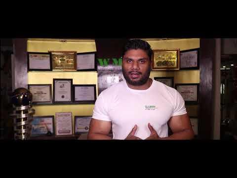 Real Supplements ll WM Store by Indian Legend Bodybuilder Wasim Khan