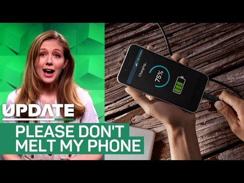 Wait, how fast can Qualcomm charge a phone? (CNET Update)